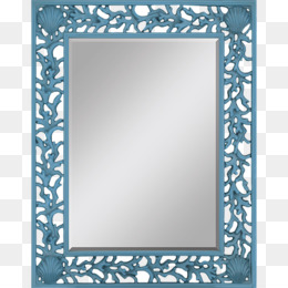 Mirror, Rectangle, Light, Picture Frame, Square PNG image with transparent background