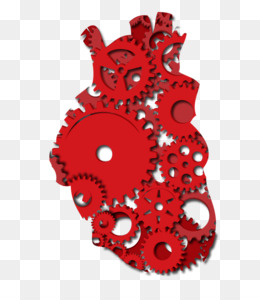 Flower, Red PNG image with transparent background