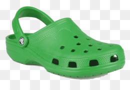 Crocs, Shoe, Clog, Walking Shoe PNG image with transparent background