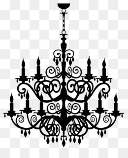 Chandelier PNG And PSD Free Download