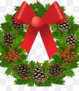 Free Download Wreath Christmas Garland Clip Art Women S Day Wreath