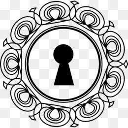 keyhole keyhole transparent clipart free download keyhole Skeleton Key Graphic