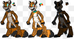 Free download Tiger Five Nights at Freddy's 3 Animatronics