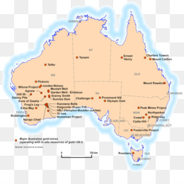 Map Of Australia Gold Rush.Gold Background Png Download 600 565 Free Transparent Australian