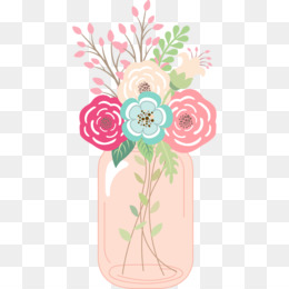 Paper, Mason Jar, Label, Pink, Plant PNG image with transparent background
