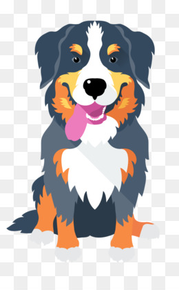 Bernese Mountain Dog, Airedale Terrier, Bull Terrier, Companion Dog, Carnivoran PNG image with transparent background