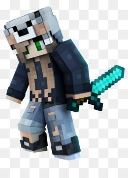 Minecraft Diamond Sword png download - 1600*900 - Free