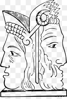 Roman Statue Clipart