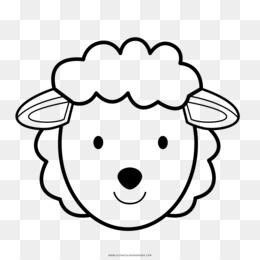 ücretsiz Indirin Koyun çizim Boyama Kitabı Kuzu Ve Koyun Eti Koyun