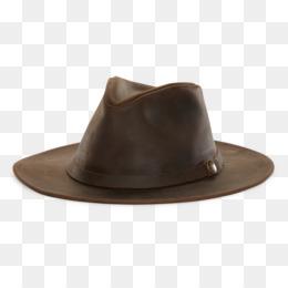 157f7f53f0a Panama hat Fedora Leather Cowboy - country classics png download ...
