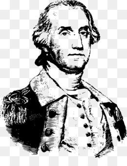 George Washington, Washington Monument, Lansdowne Portrait, Art, Monochrome Photography PNG image with transparent background