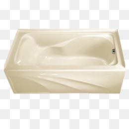 Free download Ceramic kitchen sink Bathroom - bath tub png.