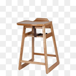 Table High Chairs Booster Seats Chair Wood Angle Png Image With Transpa