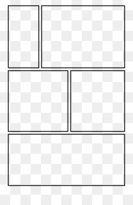 Free Download Comic Book Comics Comic Strip Template Panel Graphic