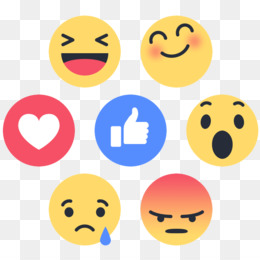 Emoticon, Like Button, Facebook, Smiley PNG image with transparent background