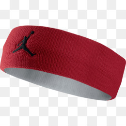 Jumpman Air Jordan Headband Nike Wristband - headband png download ... d560bcc7042