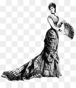 Regency Era Evening Dress