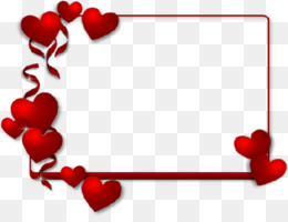 Valentine S Day, Picture Frames, Heart, Love PNG image with transparent background