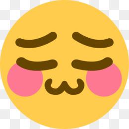 Emoji Discord PNG and Emoji Discord Transparent Clipart Free Download