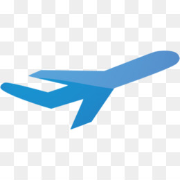 Airplane, Logo, Wing, Blue, Angle PNG image with transparent background