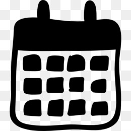 Computer Icons, Calendar, Calendar Date, Area, Monochrome Photography PNG image with transparent background