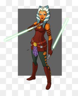 ahsoka star wars the clone wars nackt