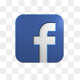 Facebook Inc, Facebook, Like Button, Symbol, Electric Blue PNG image with transparent background