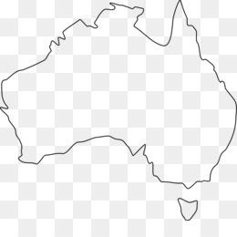 Map Of Australia Blank.Free Download Blank Map Australia Clip Art Australia Png
