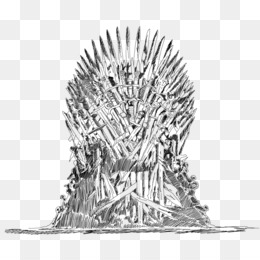 Game of thrones chair. Logo png download free