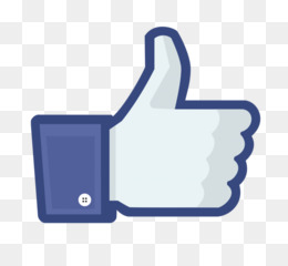 Facebook Like Button, Like Button, Emoticon, Blue, Angle PNG image with transparent background