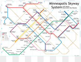 Free Download Skyway Theatre Minneapolis Skyway System Map Us Bank - Minneapolis-on-us-map