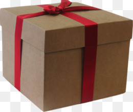 Gift, Box PNG image with transparent background
