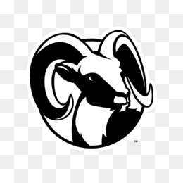 Highland High School, Los Angeles Rams, Tennessee Titans, Black, Black And White PNG image with transparent background