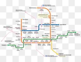 Montrrsl Subway Map.Free Download Rapid Transit Montreal Metro Transit Map Plan Map Png