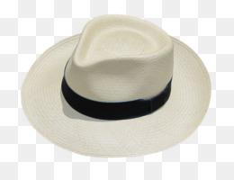Montecristi, Ecuador Fedora Panama hat Straw hat - Hat 1600