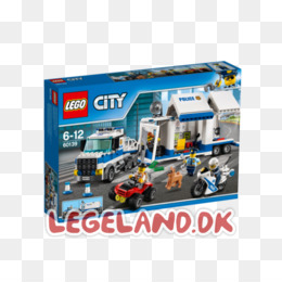 60139 Police Mobile Command Center LEGO City 60123 Volcano Supply Helicopter