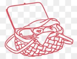 ücretsiz Indirin Piknik Sepetleri Boyama Kitabı çizim Diğerleri Png