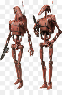 Super Battle Droid PNG and Super Battle Droid Transparent Clipart