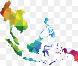 Association of Southeast Asian Nations Vector Map ASEAN Economic ...