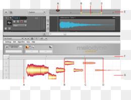 Free download Cakewalk Sonar Computer Software Melodyne MIDI - loop
