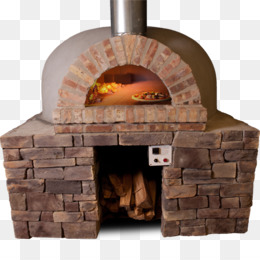 Pizza Italian Cuisine Wood Fired Oven Masonry Clip Art