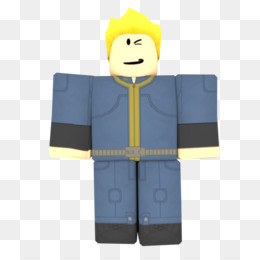 Free Download Roblox Character Video Game Fallout 4 Vault Boy Png