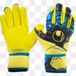 Glove Goalkeeper Guante De Guardameta Uhlsport Supersoft