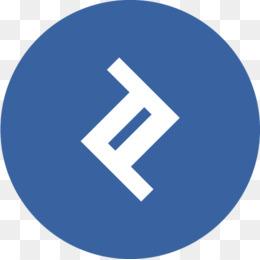 Toptal, Freelancer, Job, Blue, Logo PNG image with transparent background