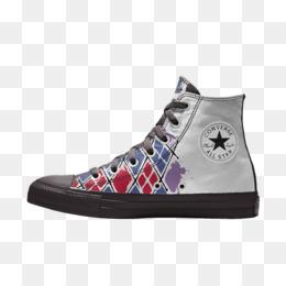 61674e8ec979 Sneakers Harley Quinn Deadshot Joker Chuck Taylor All-Stars - harley quinn