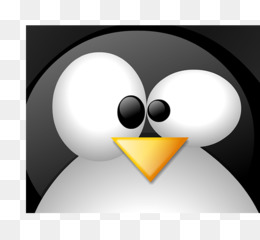 Free download Penguin Tux Racer Desktop Wallpaper Linux - MX Linux png
