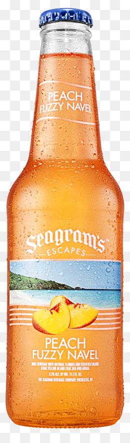 Orange Drink Seagram Wine Cooler Orange Soft Drink Bottle Orange