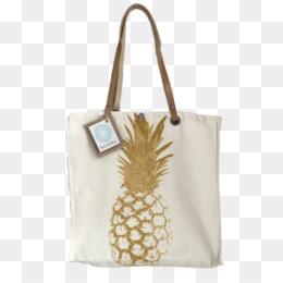 7c4e42cfcc Tote bag Handbag Pineapple Shoulder - bag. Download Similars. T-shirt ...