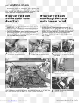 haynes manual for citroen bx
