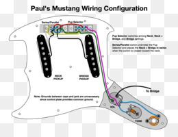 free download fender mustang wiring diagram fender jag stang pickup rh kisspng com fender squier jaguar wiring diagram fender jaguar hh wiring diagram